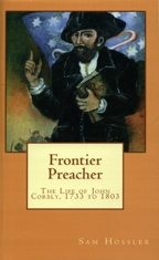 Book Reviews: Frontier Preacher & Frontier At Three Rivers by Sam Hossler