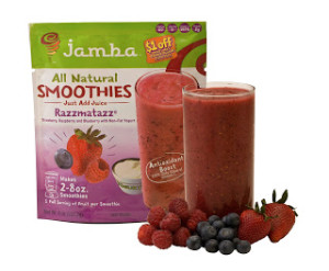 Jamba Juice Review and Giveaway!