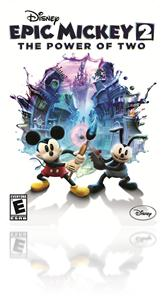 Review of Disney Epic Mickey 2: the Power of Two