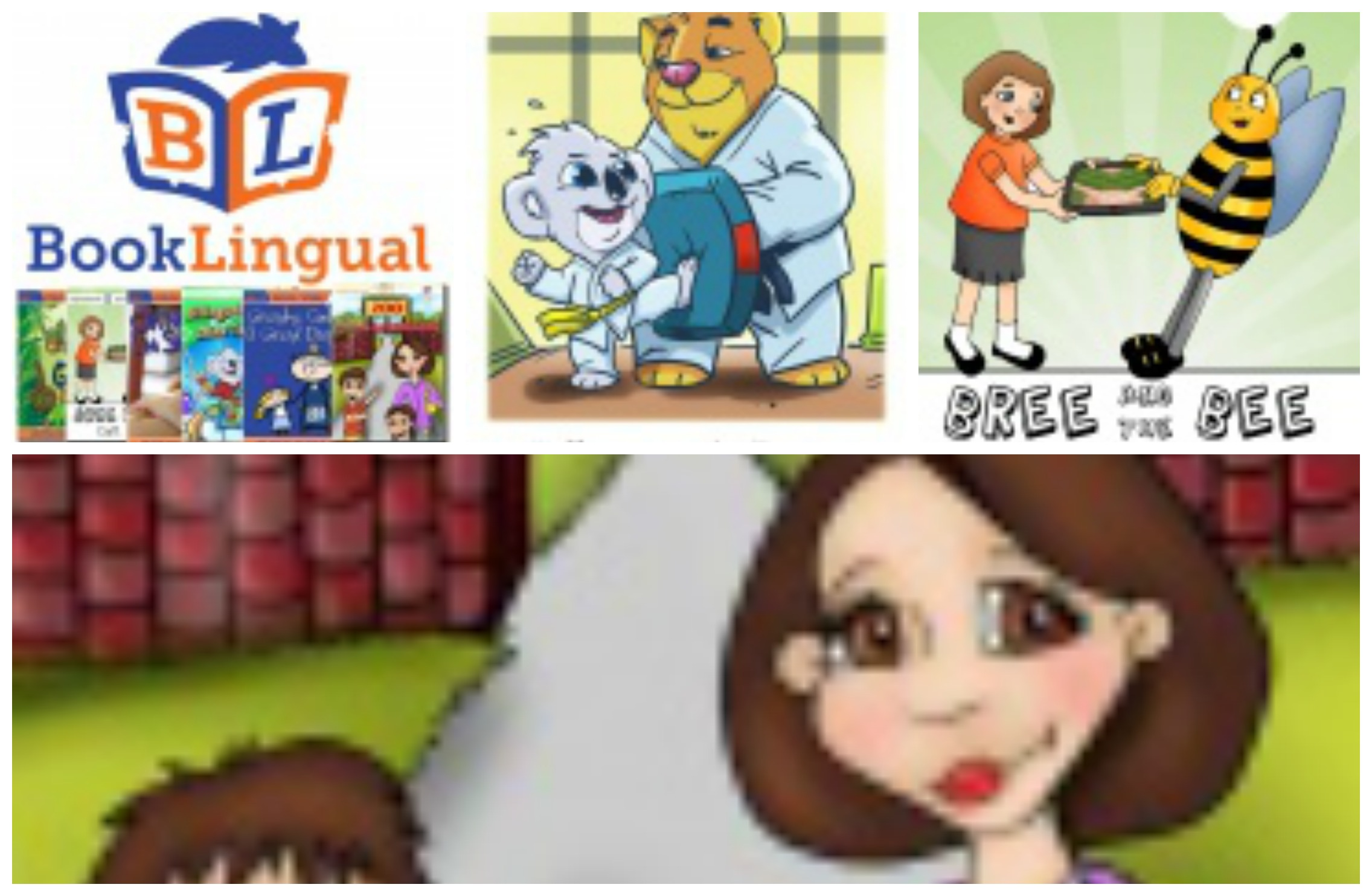 Booklingual 6 spanish ebooks review booklingual comes in spanish and is in ebook format for easy reading on your ipod touch ipad smart phone or other android device fandeluxe Gallery