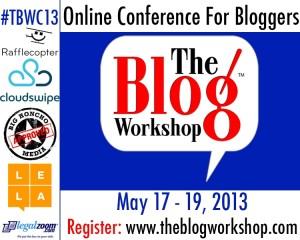 blog workshop logo
