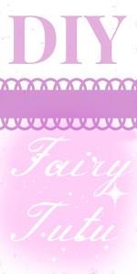 DIY Tutu Skirt – Fairy Style