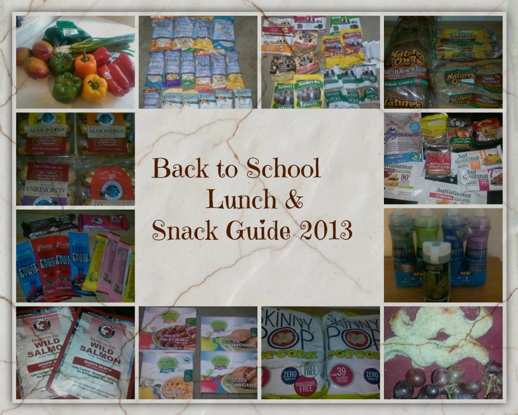 back to schoo lunch guide 2