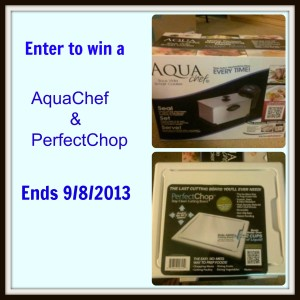 aquachef and perfectchop