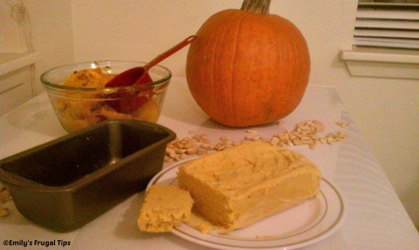 pumpkin fudge 4