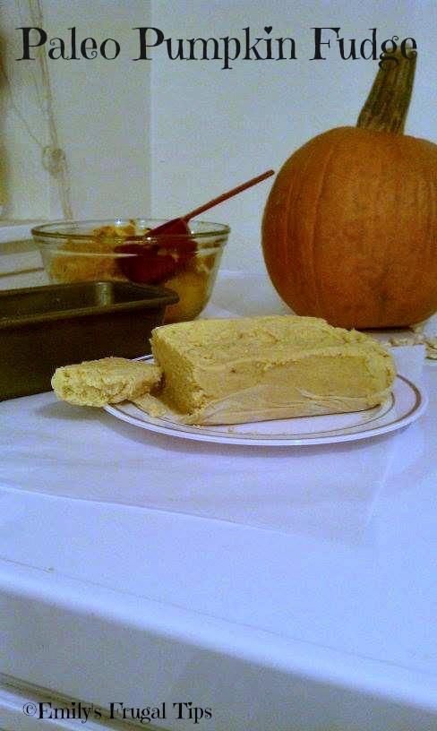 pumpkin fudge 5