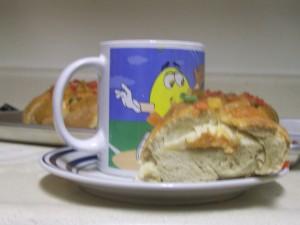 Rosca de Reyes Bread
