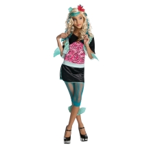 Nothing says Halloween like a scary-cute Monster High costume!