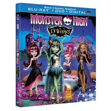 It's a new school year at Monster High™; and the little sister of Clawdeen Wolf™; Howleen; is determined to be more fangtastic than ever.