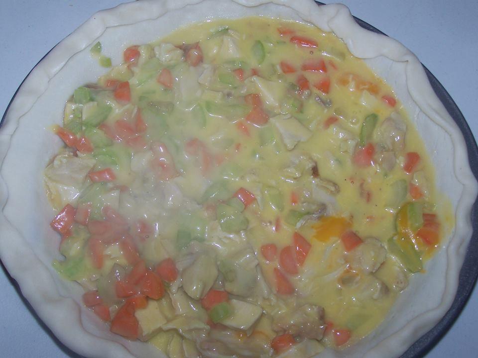 pot pie filling