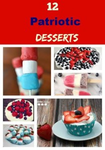 12 Patriotic Desserts Your Guests Will Love