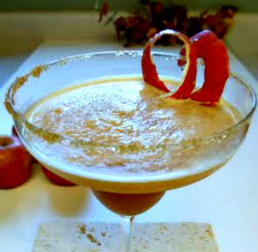 caramel apple margarita recipe