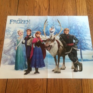 Frozen Disney Movie Soundtrack Review and Giveaway