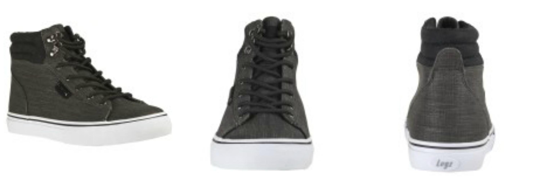 Lugz Allerton Canvas High Top Sneakers