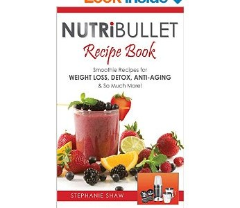 Free Nutribullet eBook Today Only 10/13