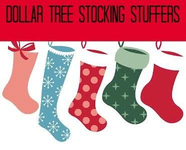 25 Dollar Tree Stocking Stuffer Ideas