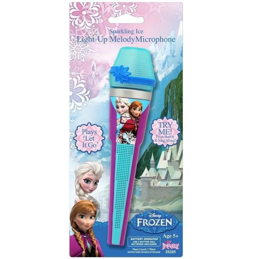 frozen mic