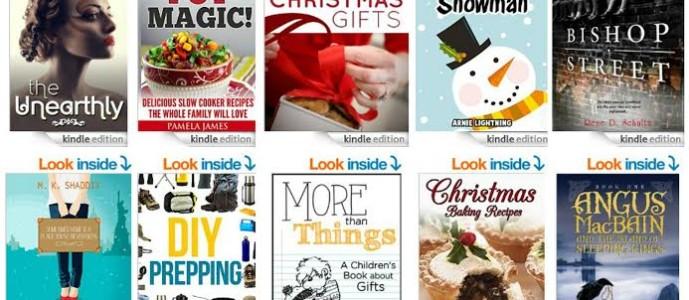 Free Kindle Book List for Novemember 21st, 2014