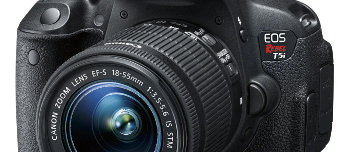 Save $150 on Canon EOS Rebel T5i at Best Buy #CanonatBestBuy #HintingSeason