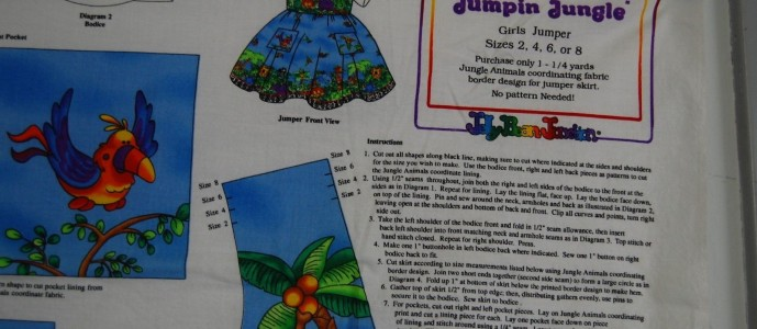 DIY Jelly Bean Junction Dress