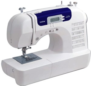 Brother CS6000i, Feature Rich Sewing Machine, With Over 60 Stitches on Sale for 68% Off, Just $143.99
