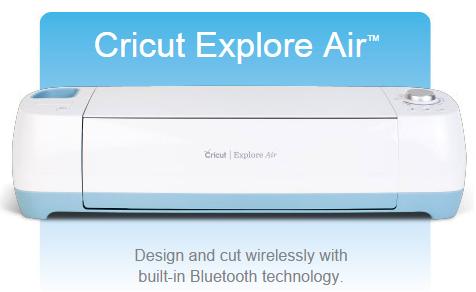 New Cricut Explore Air Released