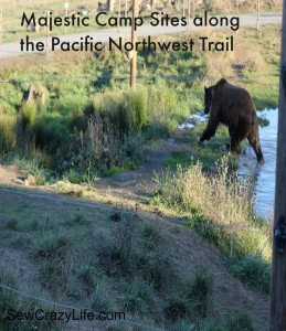 10 Majestic Camp Sites along the Pacific Northwest Trail