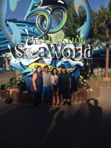 SeaWorld San Diego California Themepark