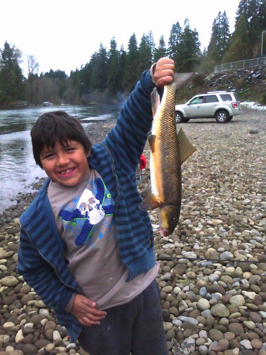 Best places to take the kids fishing during your pacific for Pacific northwest fish