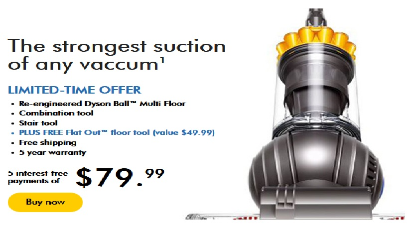 dyson for 7999