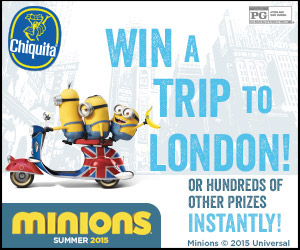 Win a Trip to London!