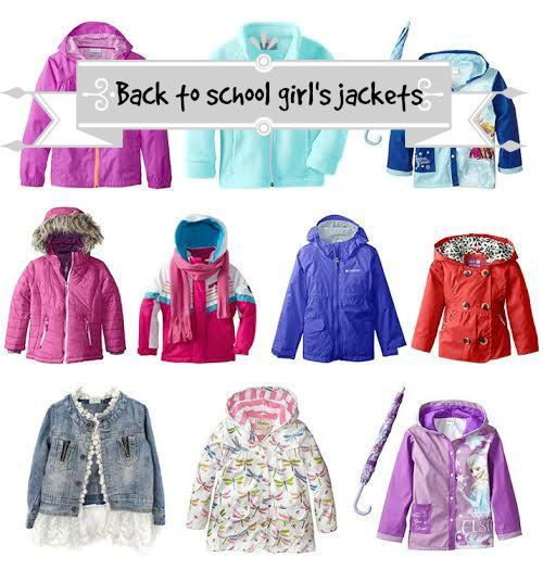 BTS girls jackets