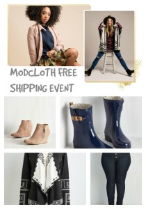 Free Express Shipping on $150 or More at ModCloth