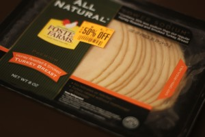 Foster Farms All Natural Sliced Turkey is great for Back to School Lunches