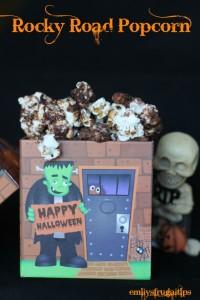 Rocky Road Popcorn Recipe