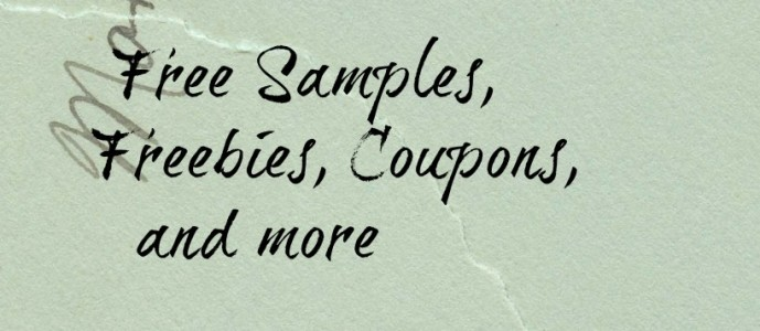 Free Samples, Freebies, Coupons and More for October 9th, 2015 #FreebieFriday