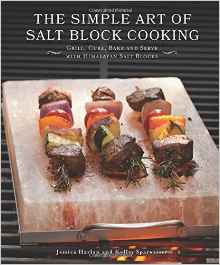 art of salt block cooking