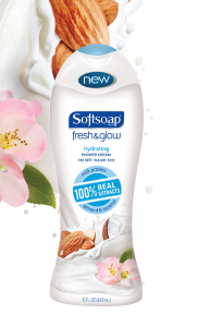 softsoap fresh and glow hydrating
