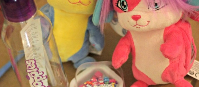 Round Table Pizza Teams Up With NetFlix to Bring You Popples, an Original Series
