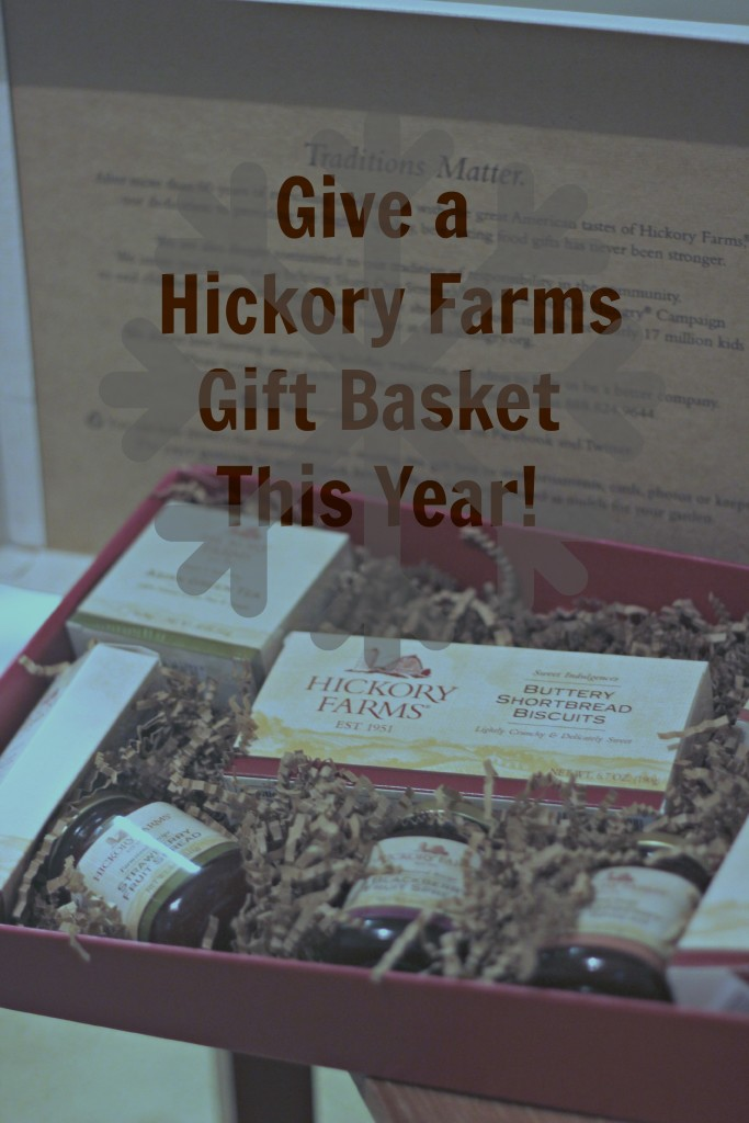 Hickory Farms Gift Sets Make Great Gifts for Christmas 2015 #HickoryTradition