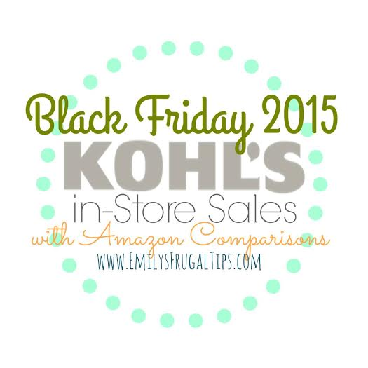 kohls black friday sales