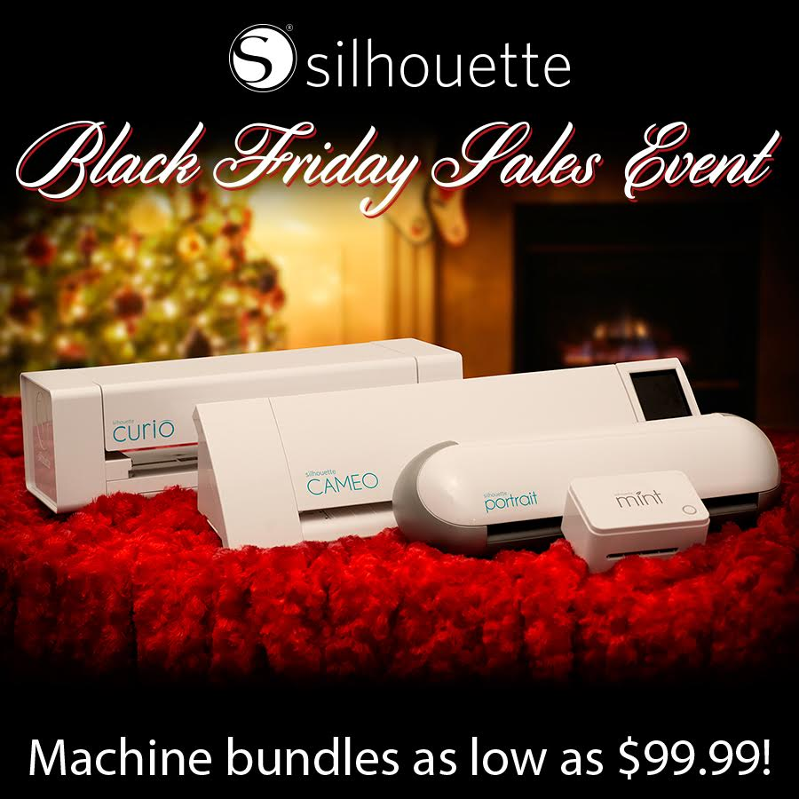silhouette black friday bundle deals