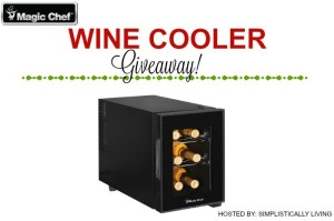Magic Chef Wine Cooler Giveaway