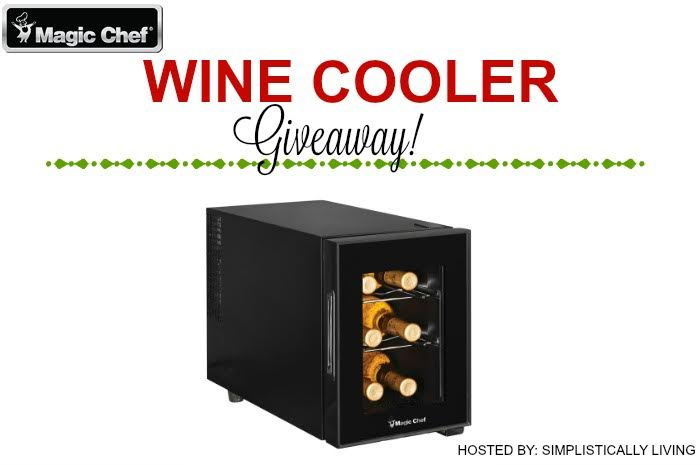 Magic Chef Wine Cooler Giveaway