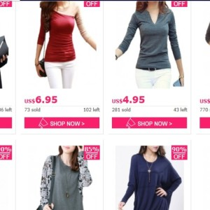 *Hurry* Fashion Mia End of the Year Sale (Up to 95% Off)