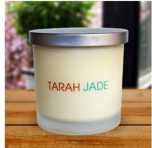 tarah jade candles