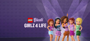 Giveaway: Lego Friends – Girlz 4 Life Blu-Ray & Lego Set Giveaway