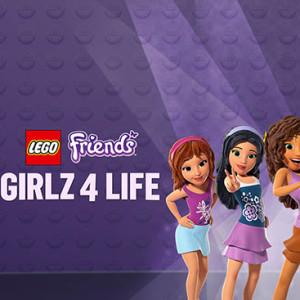 Giveaway: Lego Friends – Girlz 4 Life Blu-Ray & Lego Set Giveaway