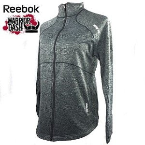 Reebok Women's Moisture Wicking Athletic Jacket $12.99 (Retails $69.99)