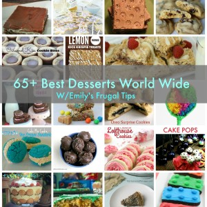 65+ Best Holiday International Desserts That Everyone Will Love